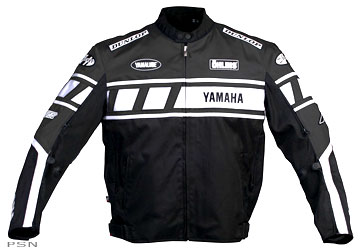 Men's yamaha® champion superstock textile jacket