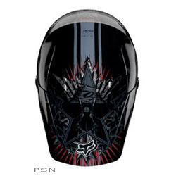 Pinned onto motorcycle helmetsboard in helmets category