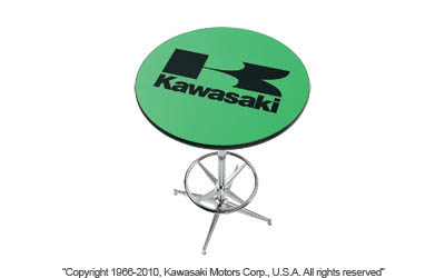 Kawasaki bar table