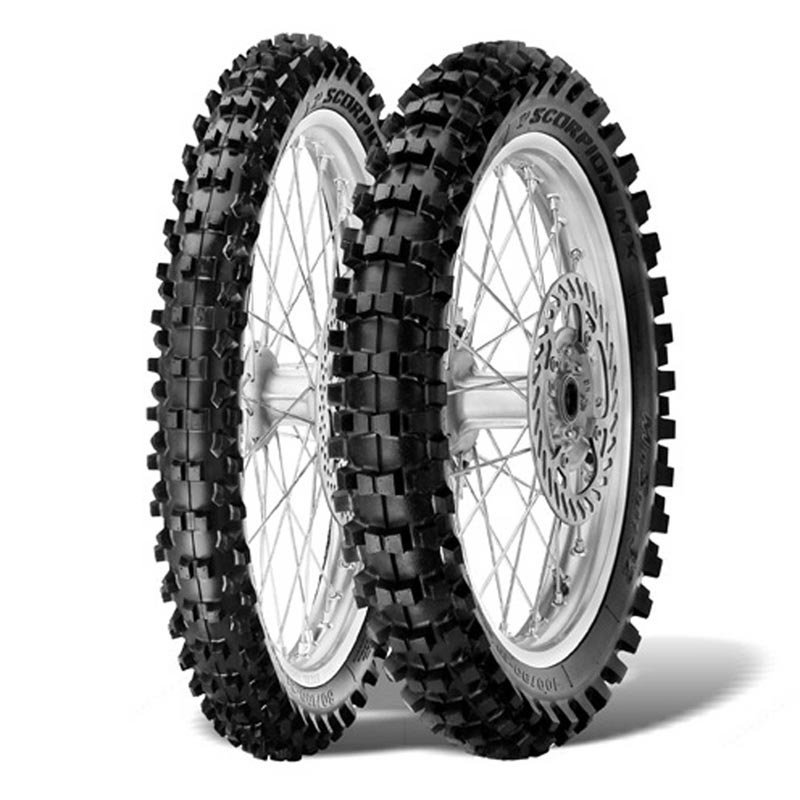 Моторезина Pirelli SCORPION MX MID SOFT 32 110/90-19NHS 62M