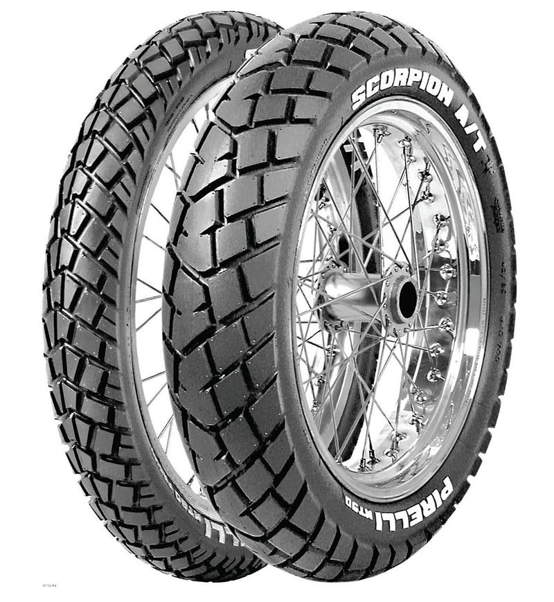 Моторезина Pirelli Scorpion MT90AT 90/90-21  M/C 54V TL