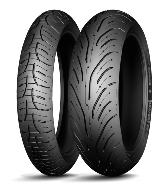 Моторезина Michelin PILOT ROAD 4 190/55 ZR 17 75W R TL