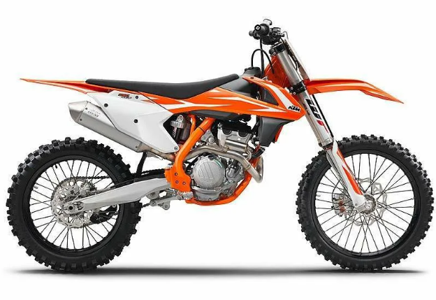 KTM 250 SX ENGINE