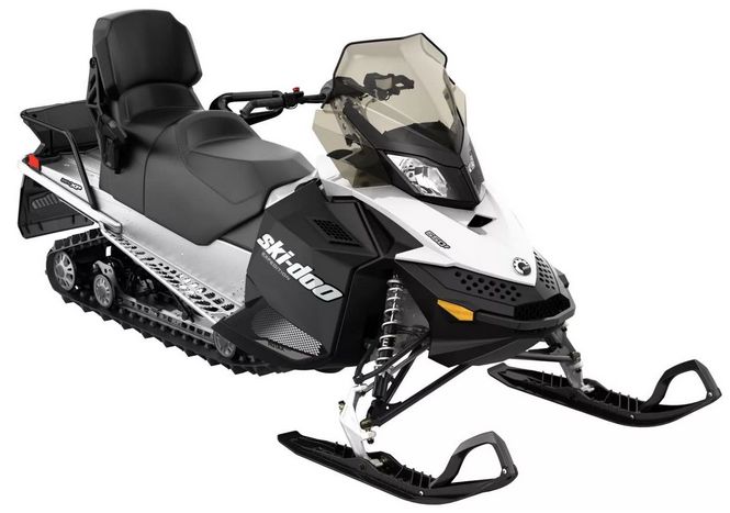 SKI-DOO EXPEDITION - 2-STROKE - LE-XTREME