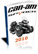 Can-Am Spyder Roadster Riding Gear & Accessor