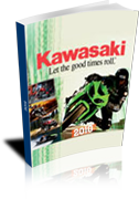 Kawasaki Full-Line Accessories
