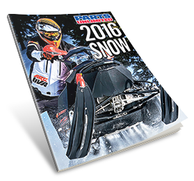 Parts Unlimited Snow 2016