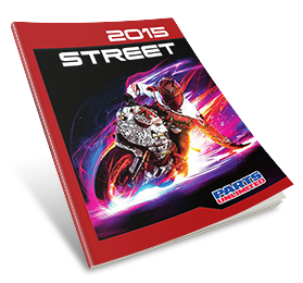 Parts Unlimited Street 2015