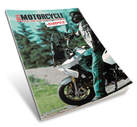 Kimpex Motorcycle Parts & Accessories 2015