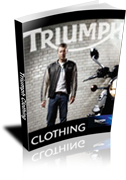 Triumph Clothing 2010