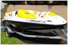 Запчасти для катера Sea-Doo 150 Speedster 155